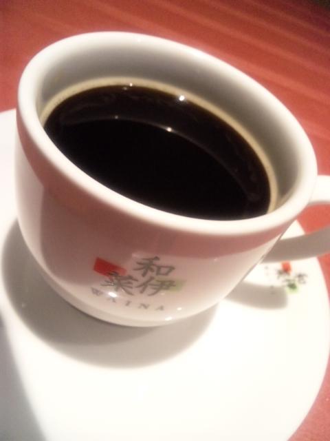 オーガニックノンカフェイン穀物コーヒーイタリア料理ワイナ名古屋市名東区高針